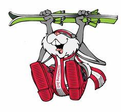 Hopsi - das Maskottchen der Schi-WM 2013 in Schladming stammt aus der Feder von Christian Seirer, Character Designer und Maskottchen Designer. Designer, Skiing, Character, Ski, Lettering