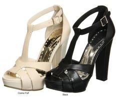 Sandals Heels | Under $60 BCBGirls 'Slim' High Heel Sandals TheGloss