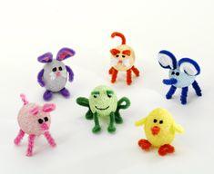 Make It: Fun® Eegg Pets #kids #craft