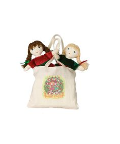 Another great find on #zulily! Miniature Kathy & Janet Christmas Doll Set by Best Pals #zulilyfinds