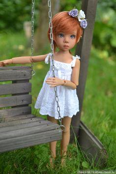 Лови момент! Девочки от Kaye Wiggs,июльский фотосет / Куклы Кайе Виггс, Kaye Wiggs dolls / Бэйбики. Куклы фото. Одежда для кукол