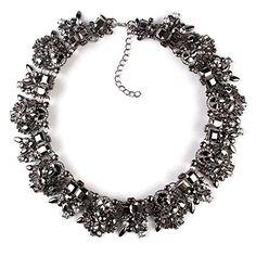 TWOPAGES Bohemian Bib Statement Jewelry Vintage Grand Choker Rhinestones Necklace Black TWOPAGES http://www.amazon.co.uk/dp/B01ANXL08E/ref=cm_sw_r_pi_dp_BXgYwb1V4X56R