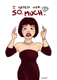 Favourite Movie by ~piratecore on deviantART-From CLUE...love that movie!