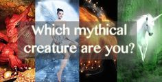 Which Mythical Creature Are You? You fiery inferno of awesome. You're associated with hope, immortality, and regeneration. You're essentially immortal, so you're an old soul, and a pro at deflecting drama without causing more conflict. You prefer observation to action, and you're an excellent judge of character. You're quiet by nature, but when it comes to a fight, you're a fierce adversary.