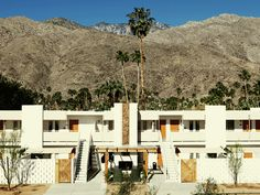Every February, lovers of mid-century art and decor make a pilgrimage to Palm Springs for Modernism Week. We spotlight an exhibit at the Ace Hotel that explores modernism's past and future.