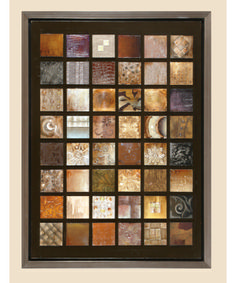 Bassett Mirror Company 7200-891 Stacking Blocks Painting