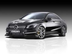 Mercedes-Benz CLA 250 customized by Piecha Design