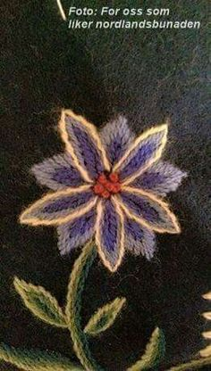 Scandinavian Embroidery, Needlework, Dandelion, Textiles, Floral, Flowers, Jewellery, Needlepoint, Hipster Stuff