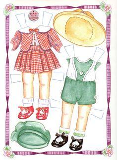 Effanbee's Patsyette Paper Doll - DollsDoOldDays - Picasa Web Albums