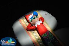 Hermey Sunbathing in the Dental chair Des Moines Pediatric Dentist Elf on the…