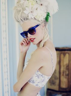 Fit For a Queen - Lookbook Wildfox Couture