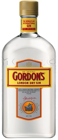 gordons gin The least-expensive gin on the list, Gordon's is nonetheless a classic and well worth consideration. Like Beefeater and Tanqueray, Gordon's tastes like a London Dry should taste like. It's a great gin at an excellent price, good for sipping, for use in a gin and tonic, or for cocktail work.