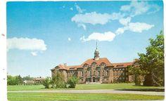 Macdonald  College and High Sch. Ste. Anne de Bellevue QC |