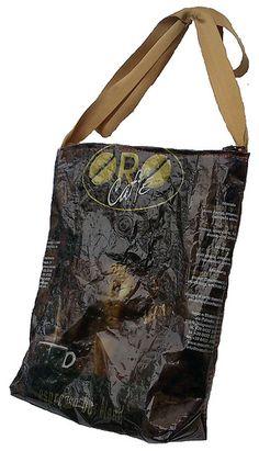 Italian Coffee Handbags - Model Aosta Liberica