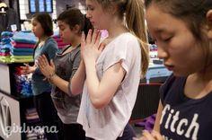 Girlvana Yoga » Blog Archive Top 10 Benefits of Yoga for Teen Girls! | Girlvana Yoga