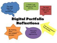 Developing Digital Portfolios