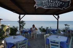 Taverne Nektarios in Ireon Samos, Bar, Patio, Outdoor Decor, Home Decor, Homemade Home Decor, Yard, Terrace, Decoration Home