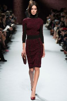 Nina Ricci   Fall 2014 Ready-to-Wear Collection   Style.com #Minimalist #Minimalism #Fashion