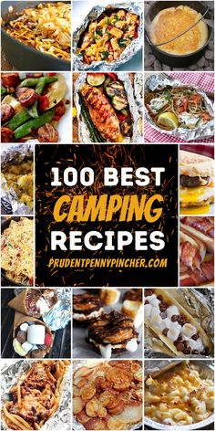 Camping Meal Planning, Camping Food Make Ahead, Best Camping Meals, Camping Breakfast, Breakfast Ideas, Camping Ideas, Camping Hacks, Camping Foods, Camping Essentials