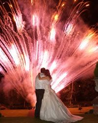 Wedding & Bridal Fireworks