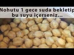 NOHUTU 1 GECE SUDA BEKLETİP SUYU İÇERSENİZ BAKIN NELER OLUYOR… - YouTube