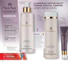 Promo Harga Diskon Rangkaian NovAge Ultimate Lift set  Katalog Oriflame September 2016