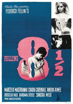 8½ (1963) [Federico Fellini's 8½ / Fellini 8½]