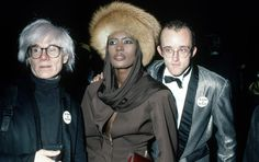Toward the end of his life, Warhol became an avid supporter of the Postmodernist movement and the work of artists Grace Jones and Keith Haring.