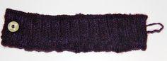 Slip Stitch Pattern for a Knit Mug Cozy