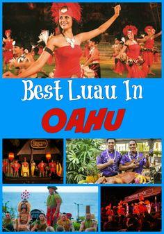 The Best Luau in Oahu, Hawaii - Kauai, Oahu Luau, Oahu Hawaii, Hawaii 2017, Visit Hawaii, Hawaii Beach, Oahu Vacation, Vacation Trips, Vacations