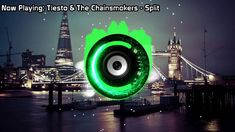 Tiesto & The Chainsmokers - Split (Bass Boosted) - YouTube