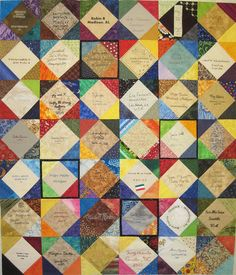 Free Signature Quilt Block Patterns | Recent Photos The Commons Getty Collection Galleries World Map App ...