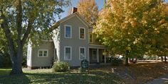 299 South State Street, Westerville, OH.  Home of my great grandfather Franklin Pierce Sanders in his later years.