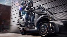 Peugeot Métropolis, Modèle de la gamme Scooters - Peugeot - Peugeot