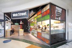 Best Wok Restaurant in Barcelona.