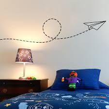 Resultado de imagen para paper airplane wall