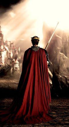 Daindreth Fanduillion, rightful King of Erymaya (Elisabeth Wheatley)