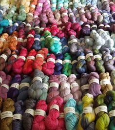 Yarn heaven