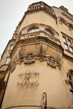 путешествия и прочее - Oxford 2013