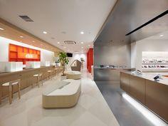 au Shop by Torafu Architects Tokyo 03 au Shop by Torafu Architects, Tokyo