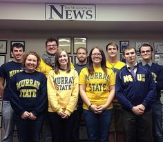 The Murray State News Editors