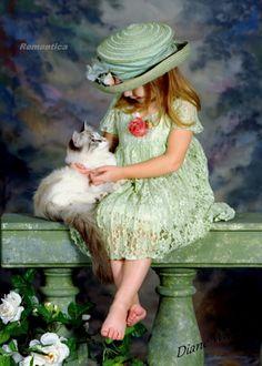 So precious! #children #animal #photography