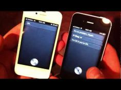 Siri meets Siri