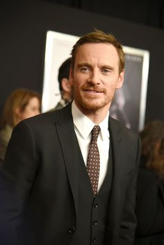 Michael Fassbender at the'Assassin's Creed' New York Premiere - Dec 13, 2016