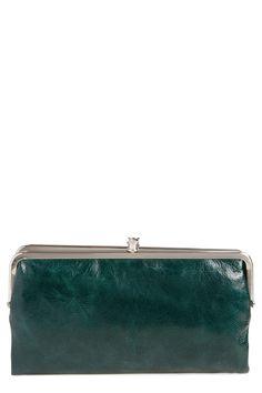 Lauren Leather Clutch Wallet by Hobo on @nordstrom_rack