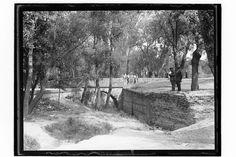 1932,puente de Neveros en la Casa de Campo.