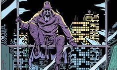Alan Moore and Dave Gibbons' Watchmen, which was also turned into a major…