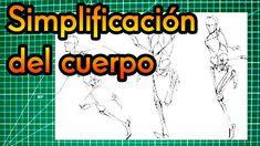 Curso de dibujo Cap. 20 Simplificación del cuerpo humano | ArtGio