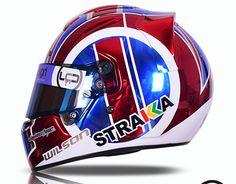 "Check out new work on my @Behance portfolio: ""Strakka Team Driver Karting Bell"" http://on.be.net/1gAtqRo"