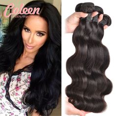 Hair Weaving 7A Eurasian Virgin Hair Body Wave 4 Bundles Cheap Human Hair Bundles Eurasian Wavy Hair Body Wave Weave Human Hair Extensions *** AliExpress Affiliate's Pin. Find similar products by clicking the VISIT button